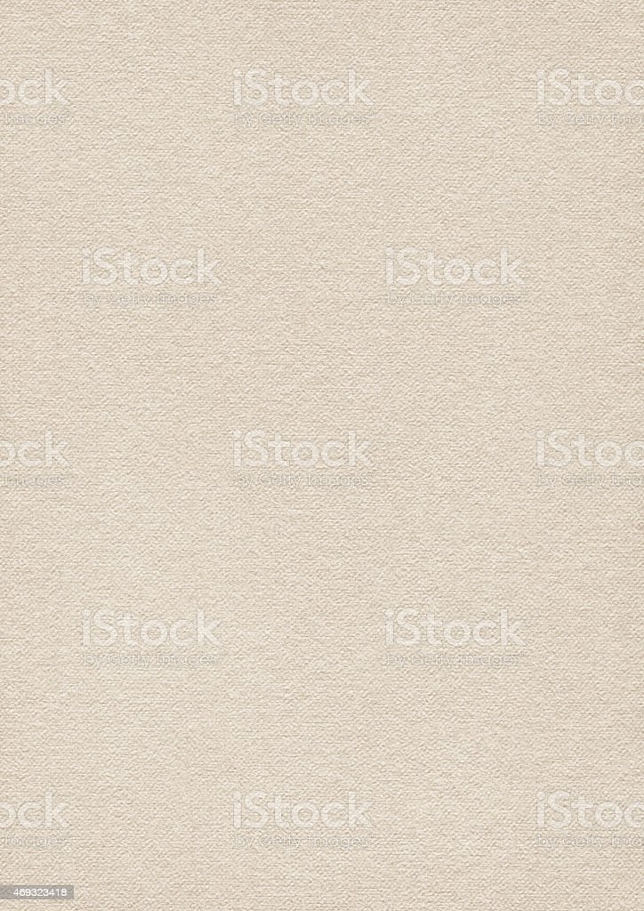 A primed cotton grunged textured canvas stock photo