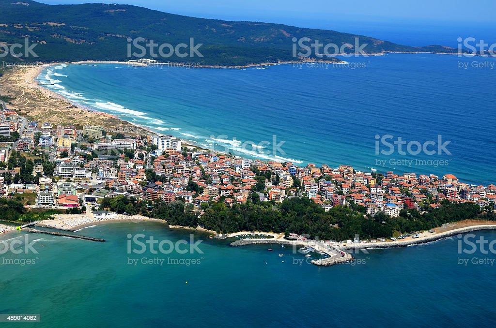 Primorsko, Bulgaria stock photo