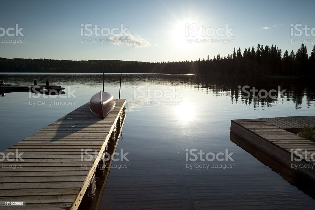 Prince Albert National Park royalty-free stock photo