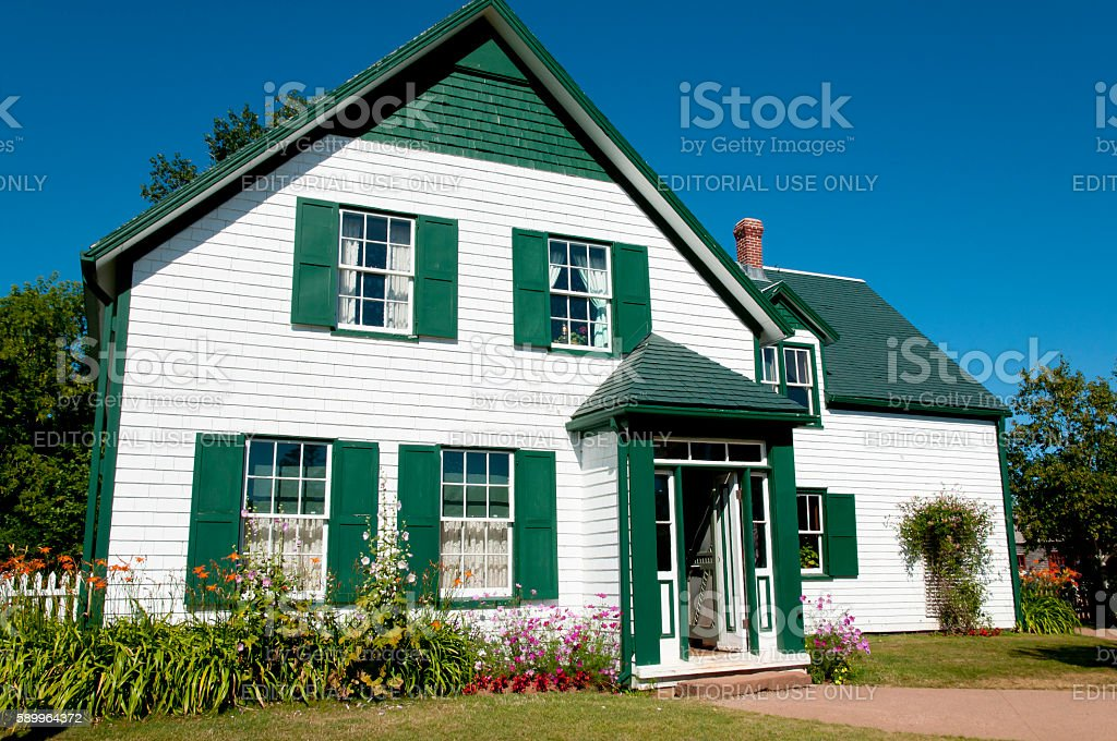 Prince Edward Island - Canada stock photo