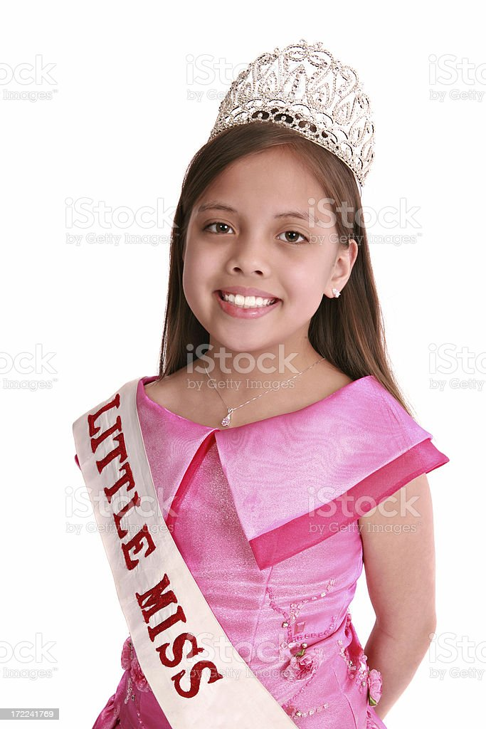 Princess stock photo