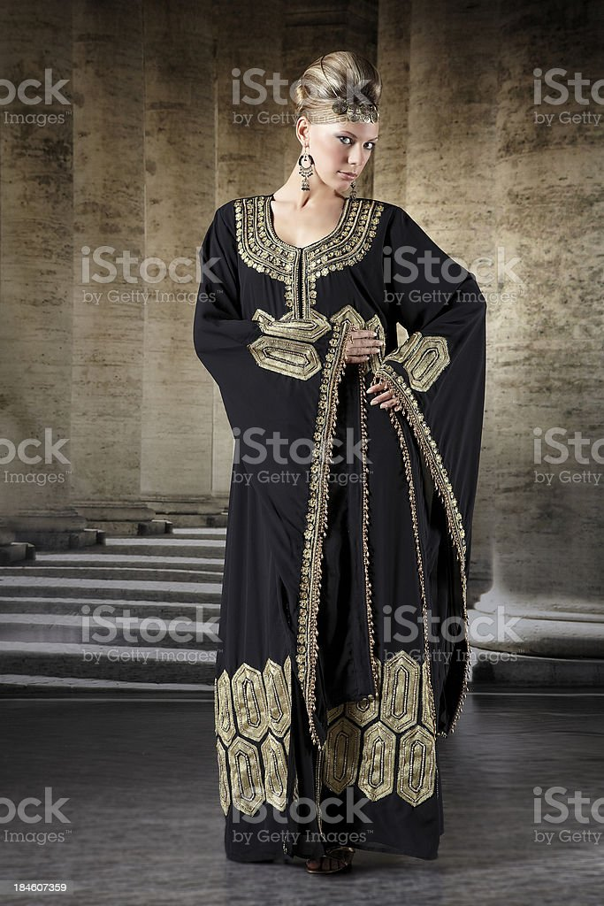 princess royalty-free stock photo