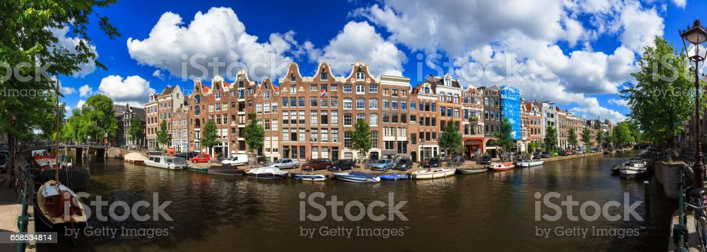 180 Prinsengracht stock photo