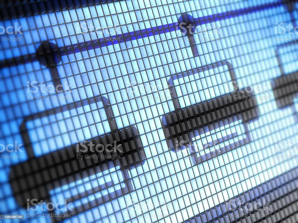 Print royalty-free stock photo