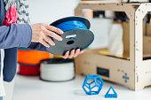 3D Printer Filament.
