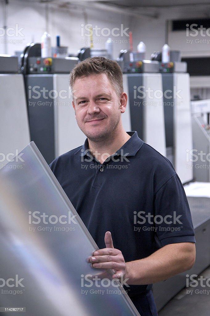 Printer... stock photo