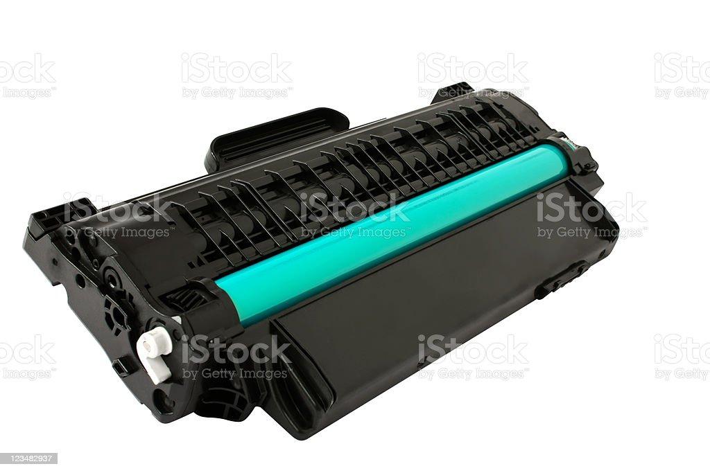 Printer toner cartridges royalty-free stock photo