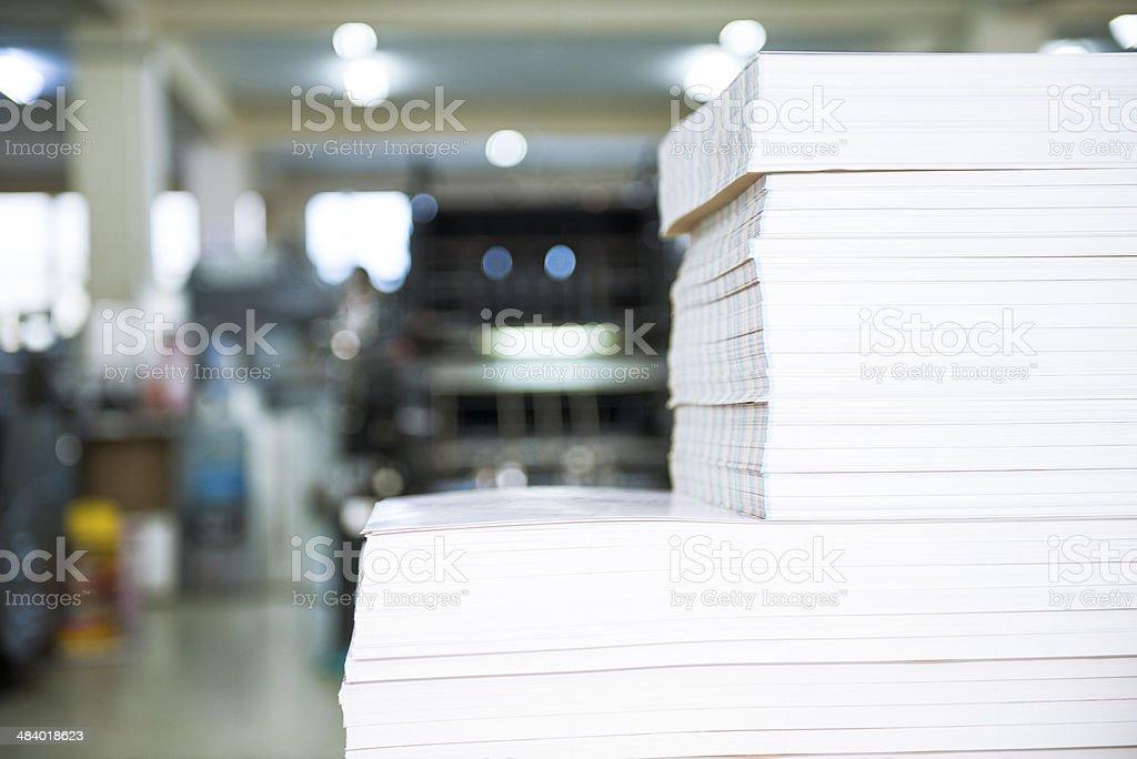 printing stock photo