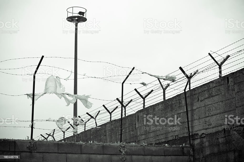 prision stock photo