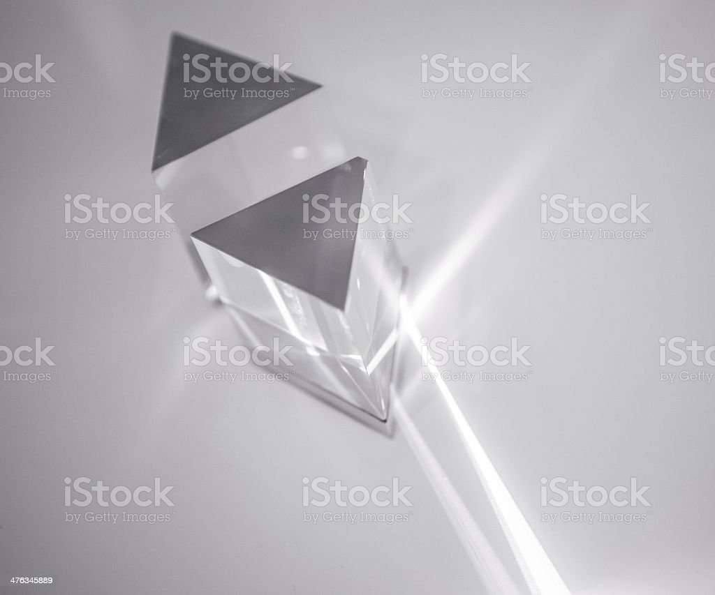 Prism royalty-free stock photo