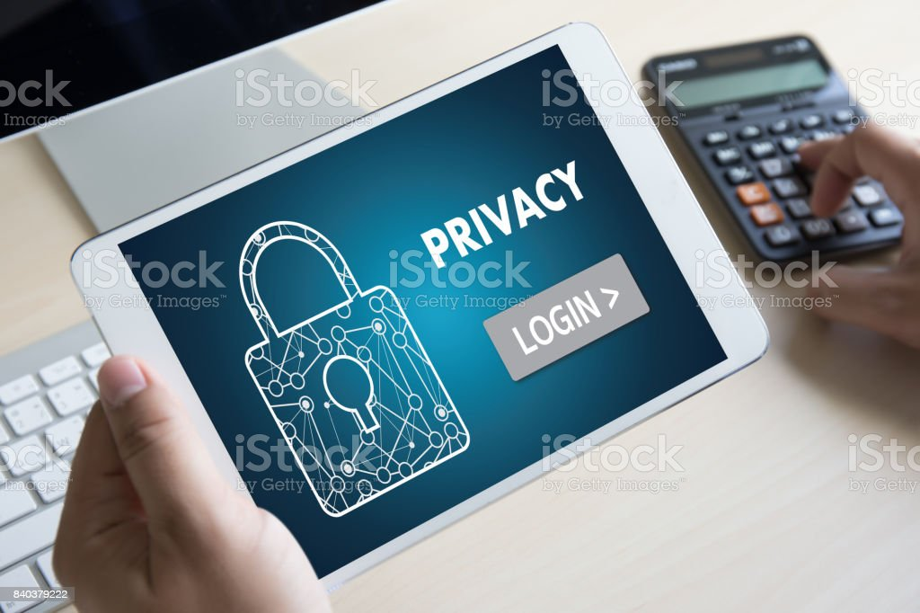 Privacy Access login PERFORMANCE Identification Password Passcode and...