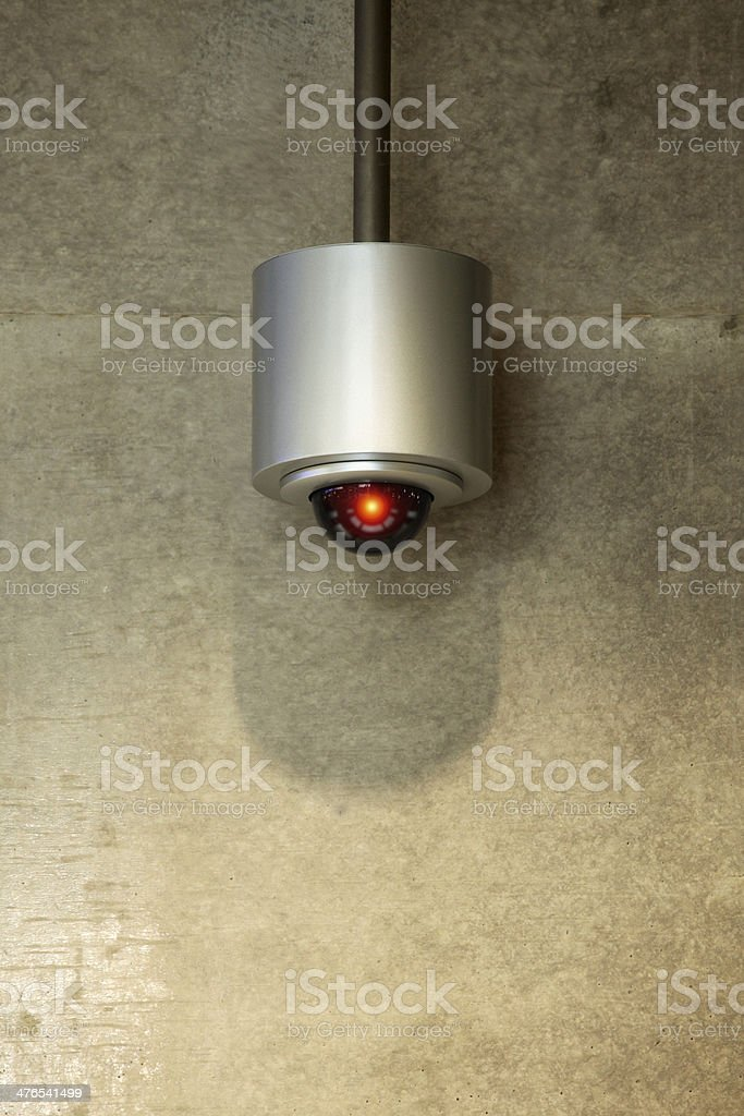 details of surveillance and security camera used for safety...