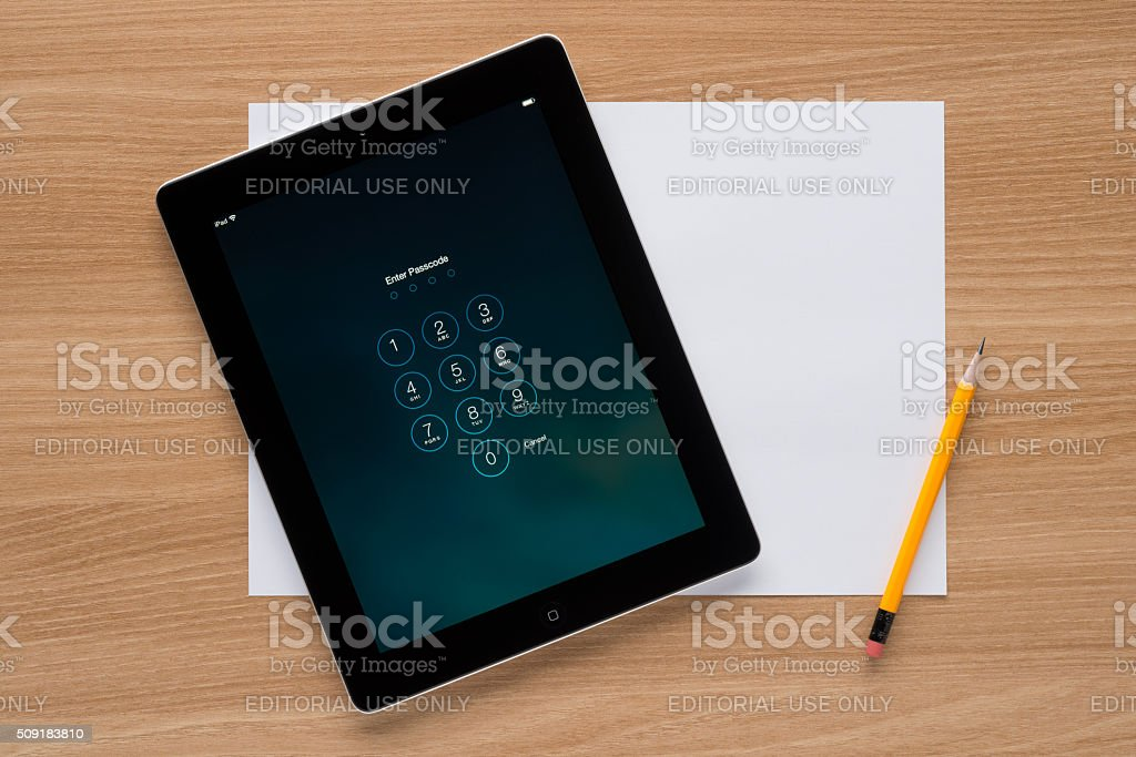 Privacy protection stock photo