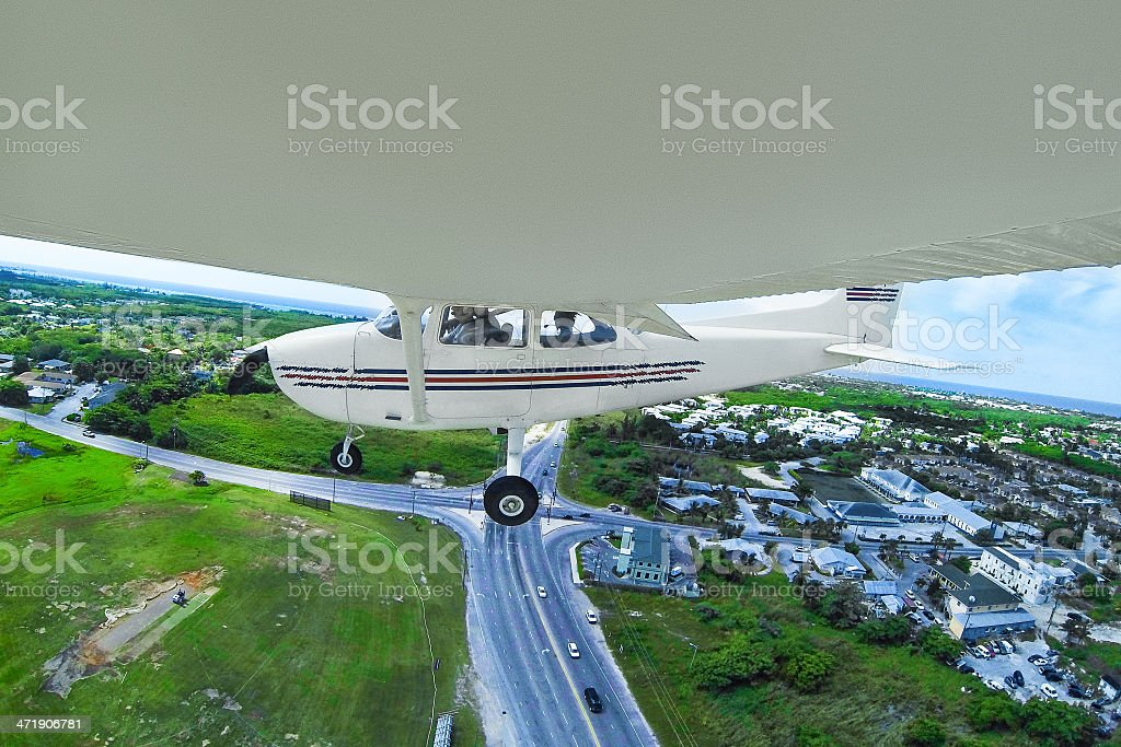 Private air line royalty-free stock photo