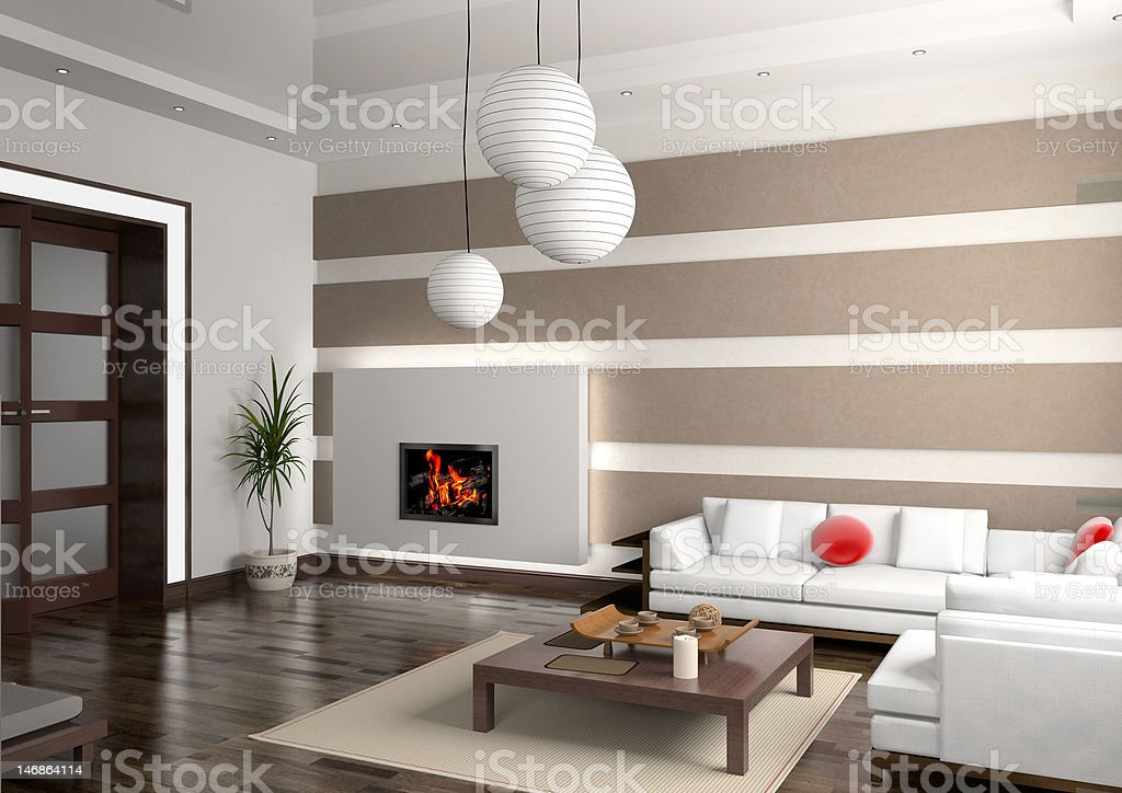 private interior royalty-free stock photo