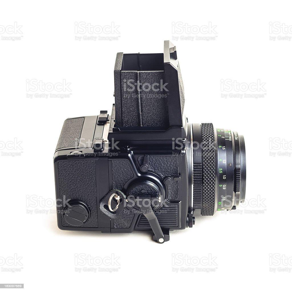 Pro Medium Format Still Camera stock photo