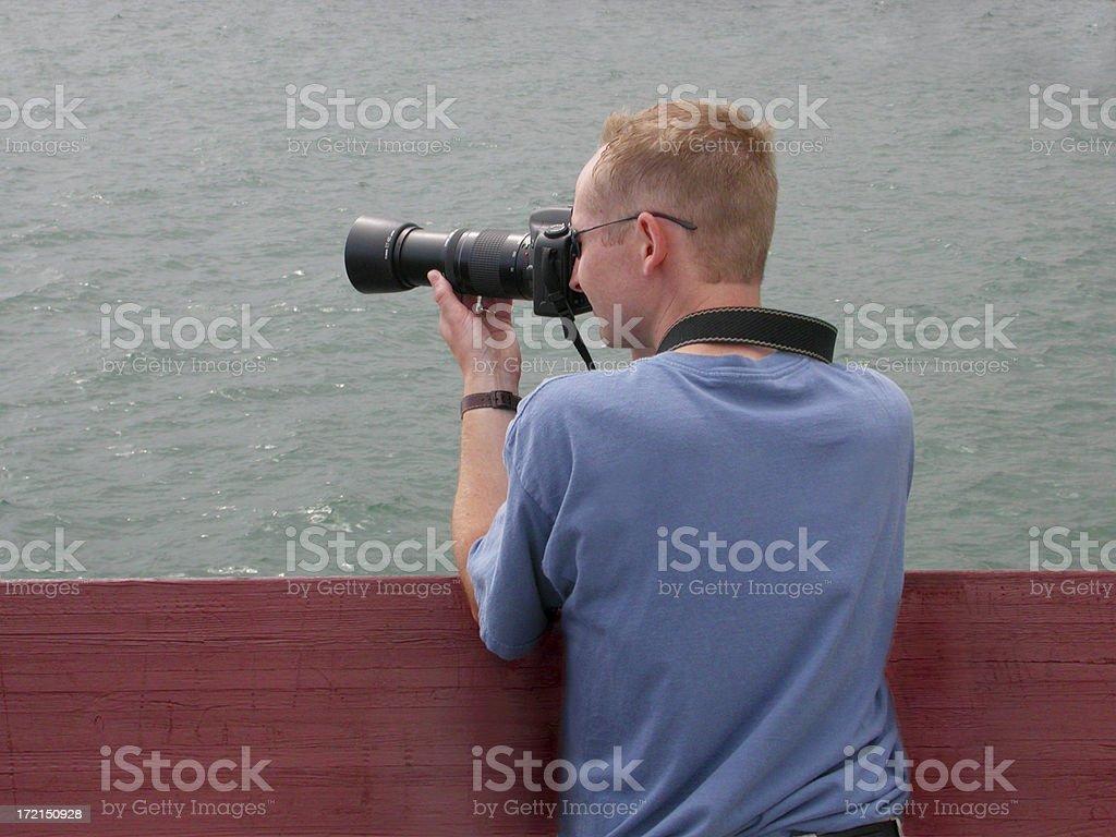 Pro Photo Guy royalty-free stock photo
