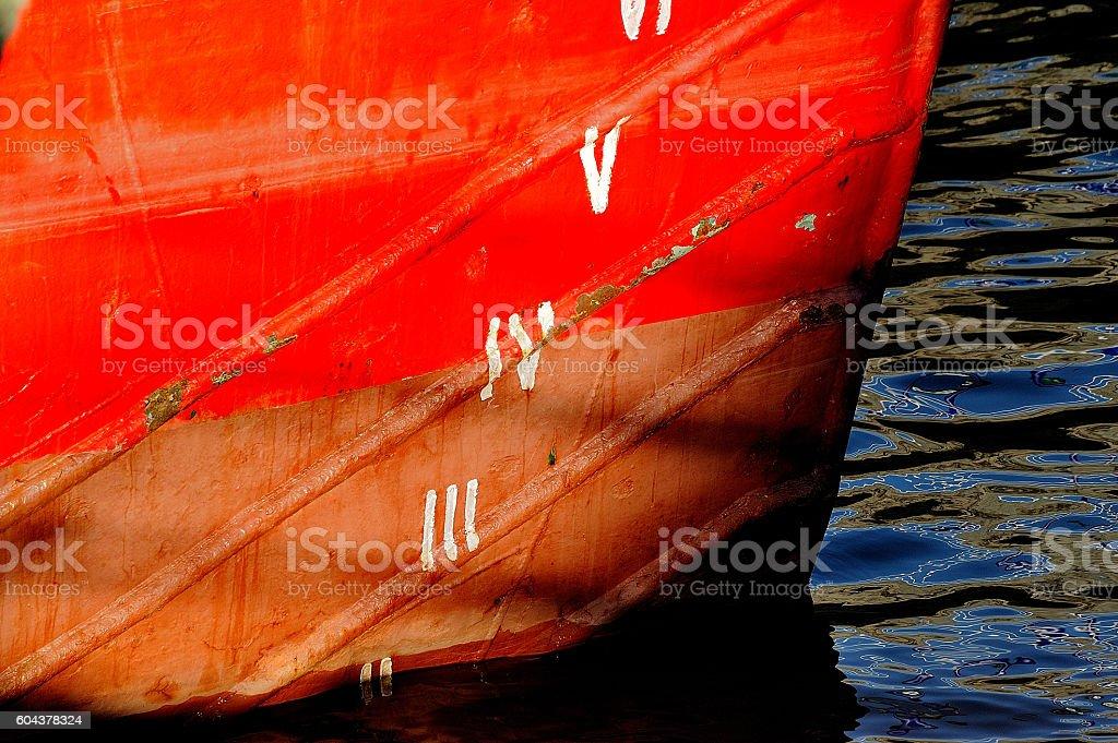 proa barco royalty-free stock photo