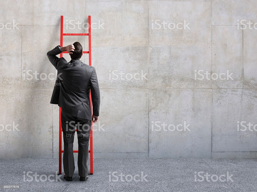 Problem Solving stock photo