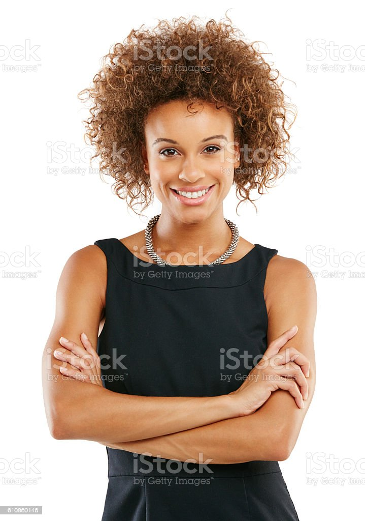 Problems are never a problem for me stock photo