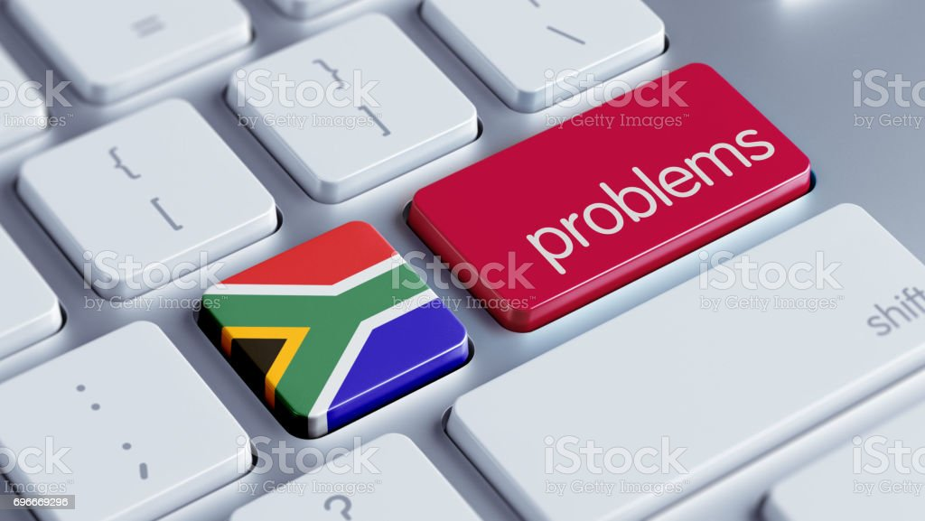 Problems Concept stock photo