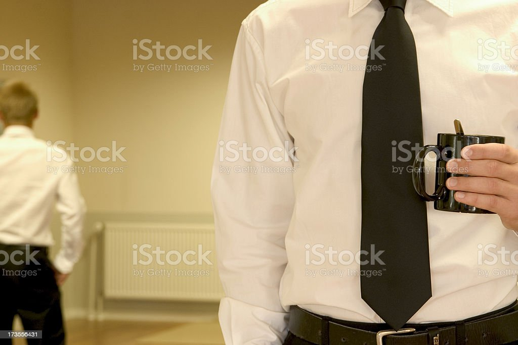 problems in the work place royalty-free stock photo