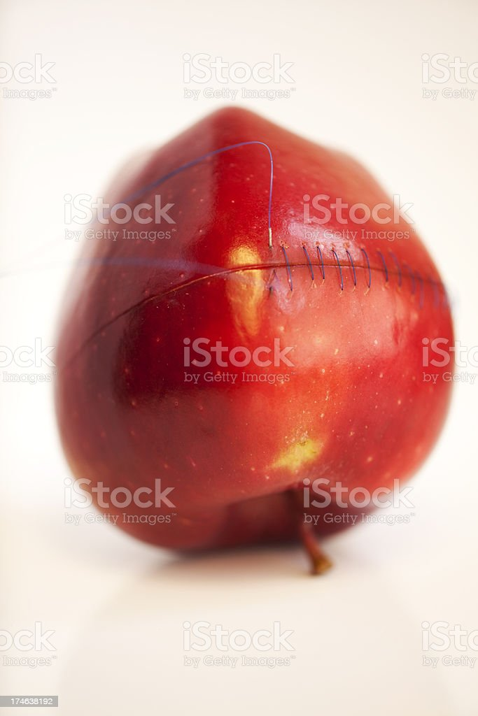 Processed food stock photo