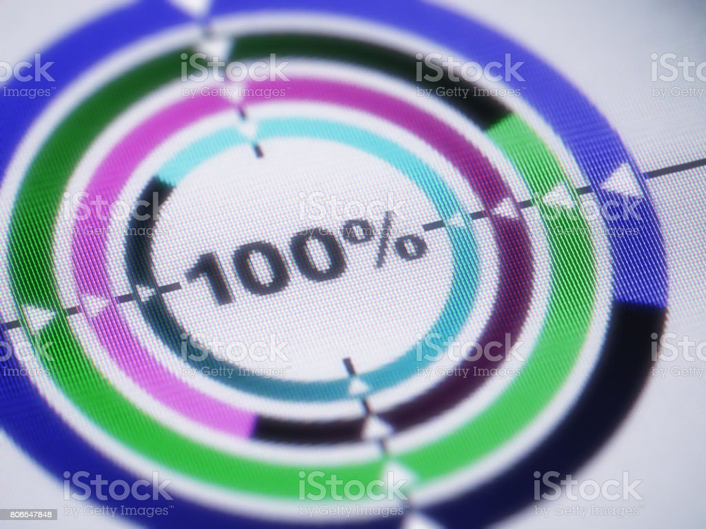 Processing stock photo