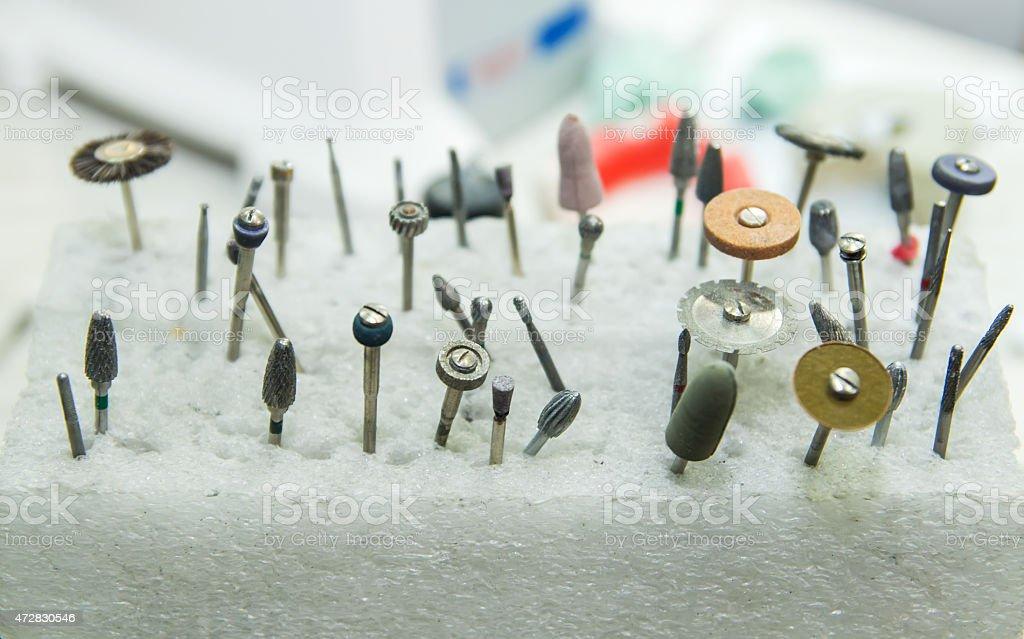 processing tool stock photo