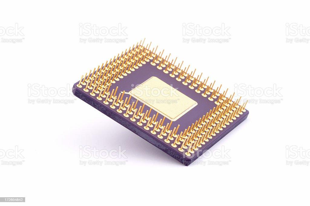 Processor # 2 stock photo