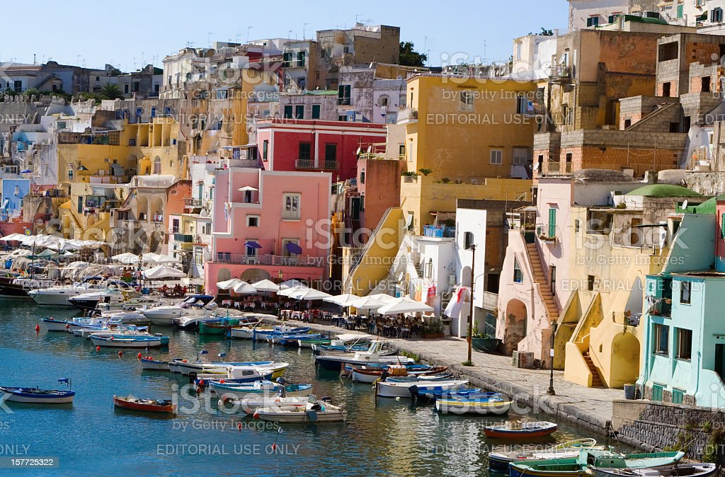 Procida, Fisherman's Village