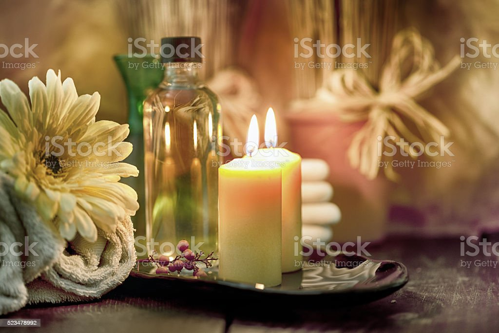 Product for  spa stock photo