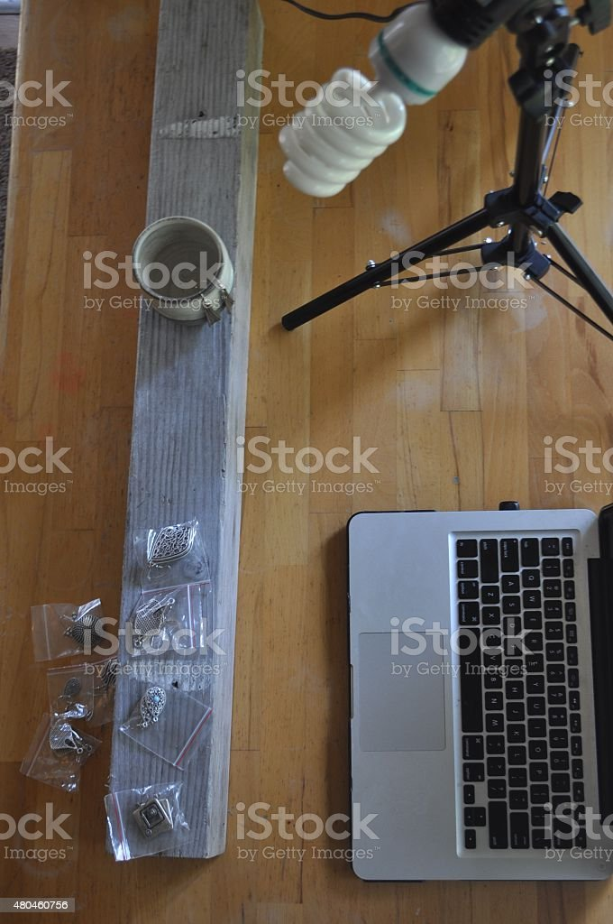 Product Photography Photo Shooting stock photo