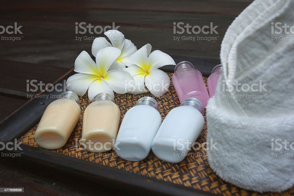 products for spa royalty-free stock photo
