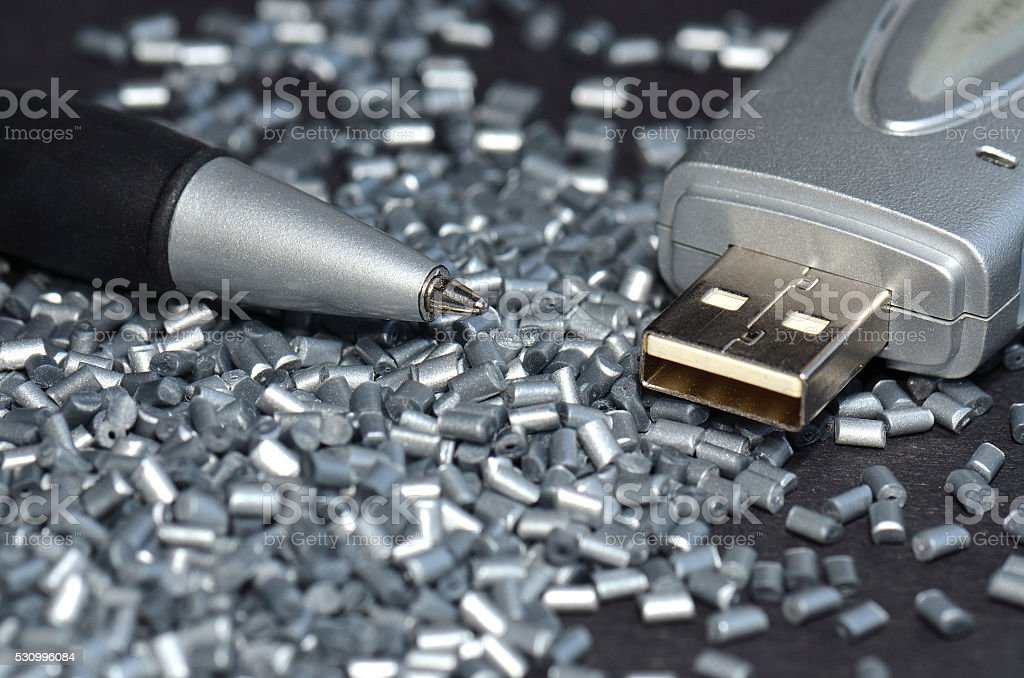 products with resin stock photo