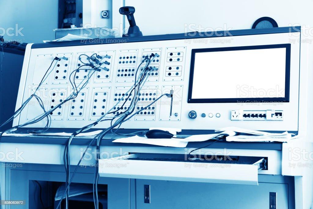 profession sound equipment stock photo
