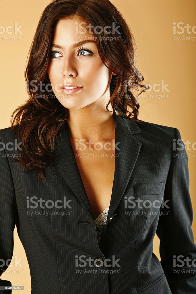 Professional appeal stock photo