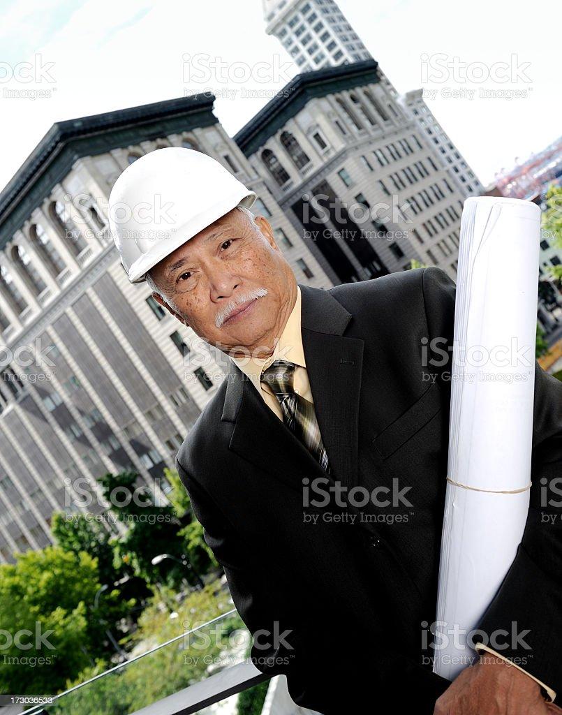 Professional Businessman stock photo