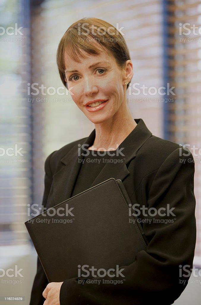 Professional Businesswoman stock photo