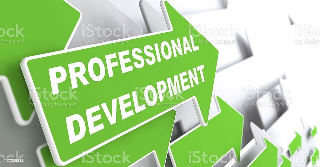 Professional Development. Business Concept. royalty-free stock photo