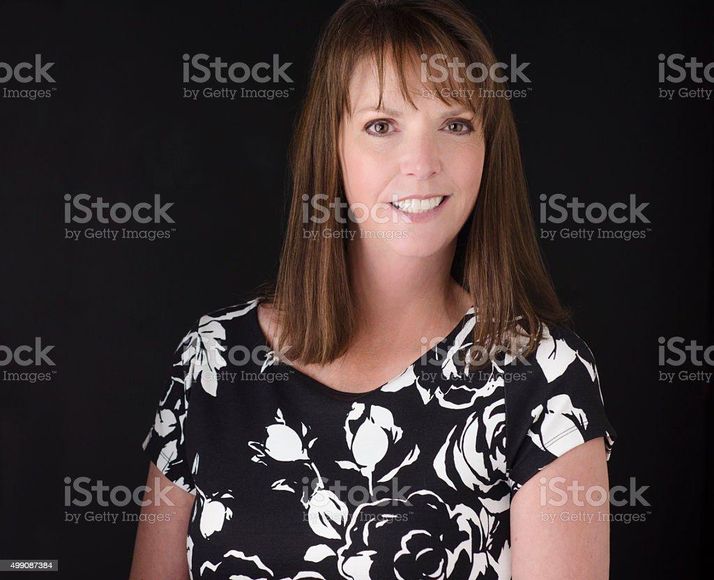 Professional Headshot stock photo