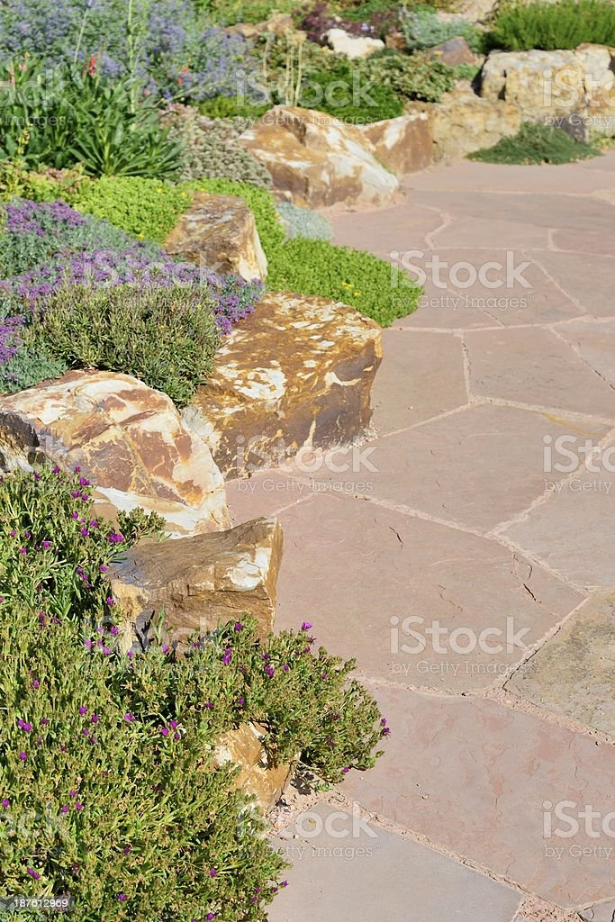 Professional Landscaping royalty-free stock photo