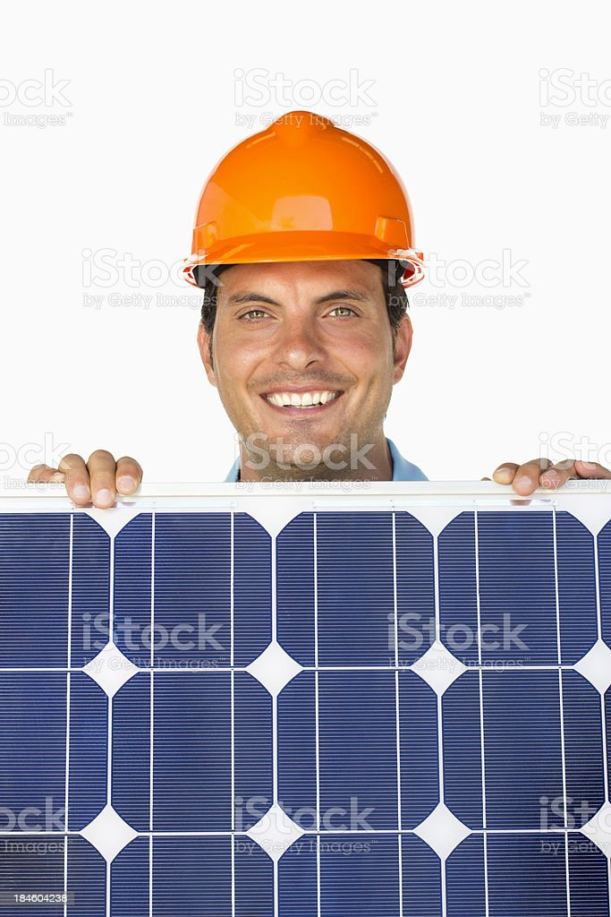 Solar profesional royalty-free stock photo