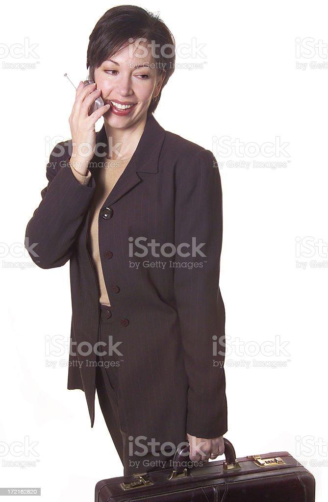 professional woman royalty-free stock photo