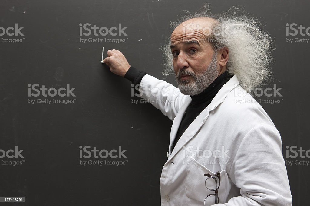 professor stock photo