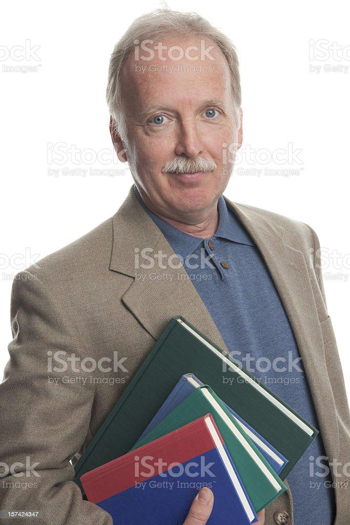 Professor Series (XXL) royalty-free stock photo