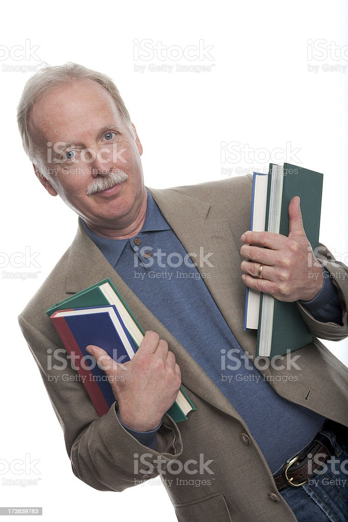 Professor Series (XXL) royalty-free stock photo