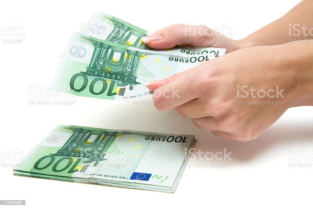 Profit royalty-free stock photo