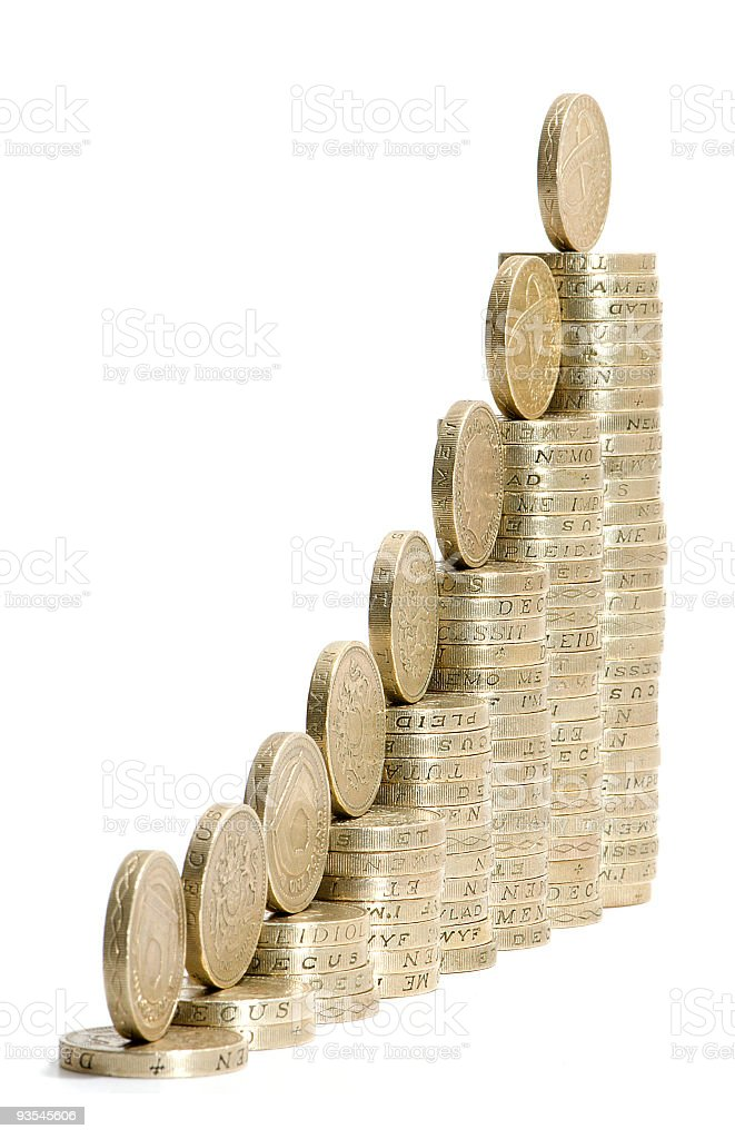 Profit royalty-free stock photo