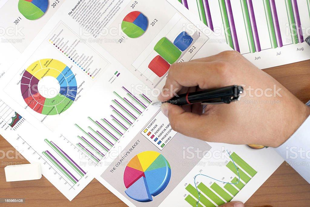 Profit - Stock Image royalty-free stock photo